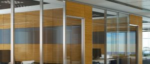 internal partition wall system