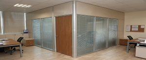 infinity partition wall system