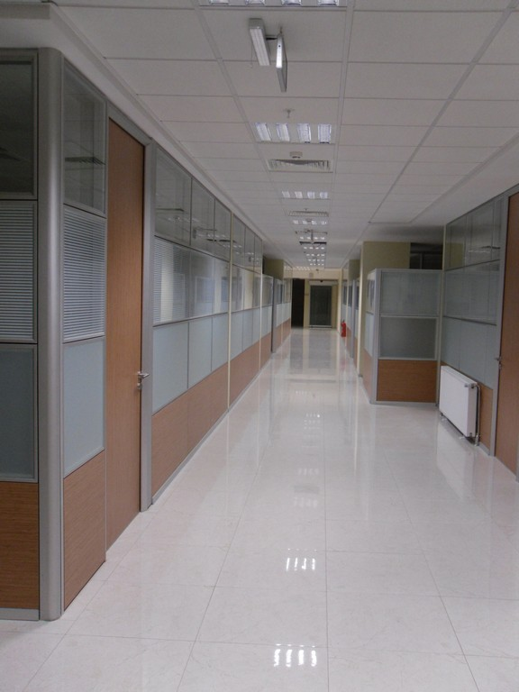 Silence partition wall system 12