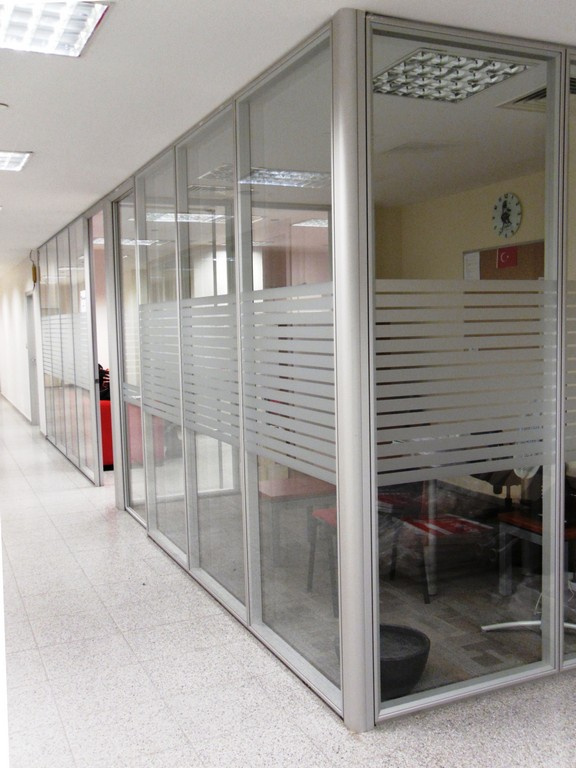 Silence partition wall system 16