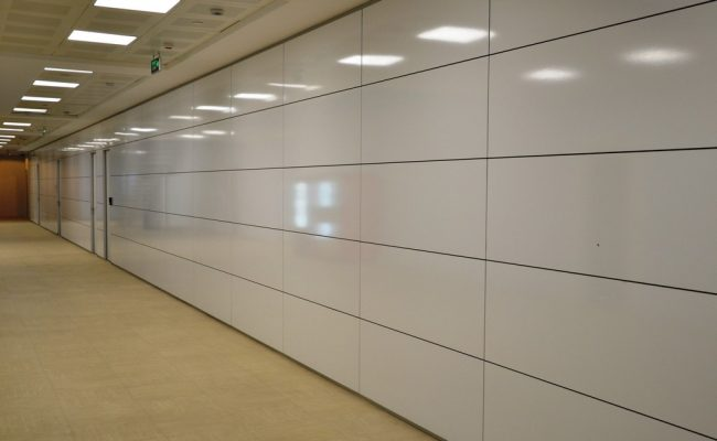 Silence partition wall system 2
