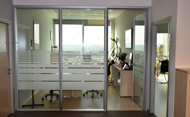 Silence partition wall system 5