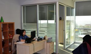 Silence partition wall systemm, partition wall, glass partitions, room dividers, space dividers, office partition wall