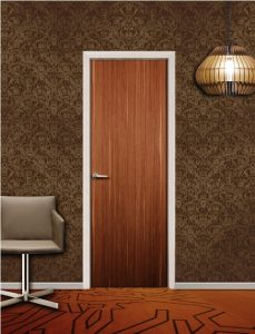 Wood Veneered Door Panel System