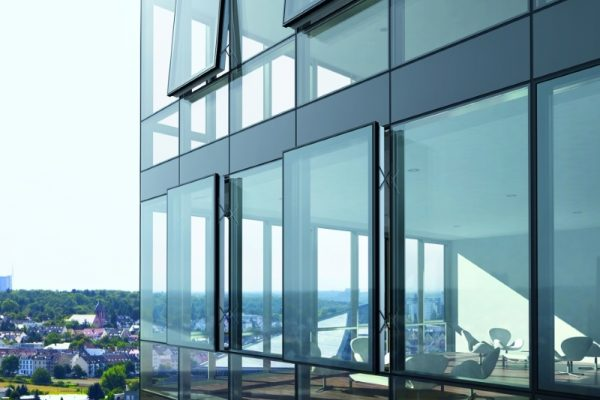 Aluminium Curtain Wall Facades : Aluminium profiles prosel metal partition wall systems