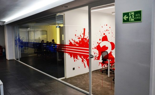 infinity partition wall system 10