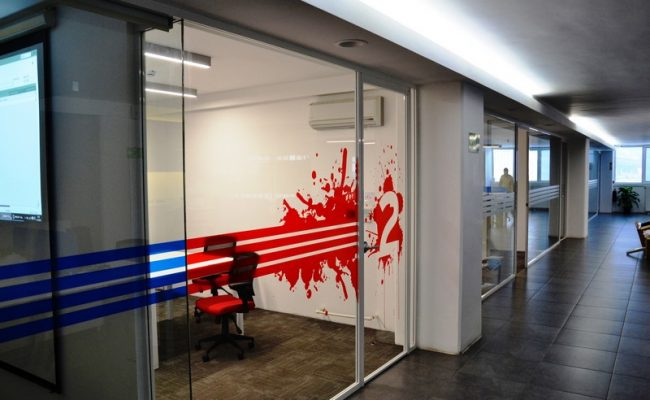 infinity partition wall system 11