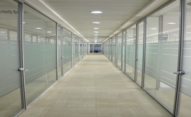 infinity partition wall system 14
