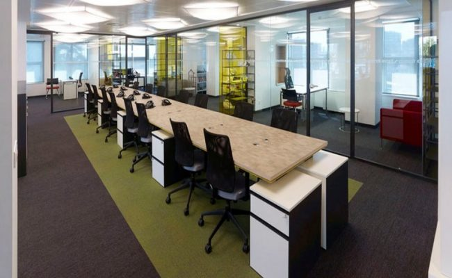 infinity partition wall system 20