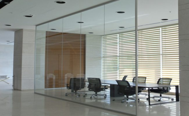 infinity partition wall system 25