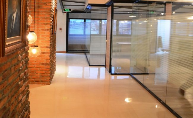 infinity partition wall system 7