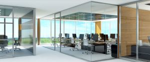 vitrum partition wall system, partition wall, glass partitions, room dividers, space dividers, office partition wall