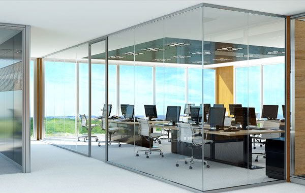 vitrum partition wall system