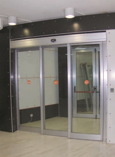 Partition wall systems prosel metal