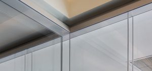 vitrum duo partition wall system, glass partitions, office partition wall, partition wall, room dividers, space dividers